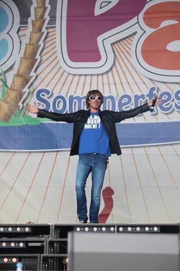 Mickie Krause bei Bremen Olé (Copyright: www.shamrock-mag.com)