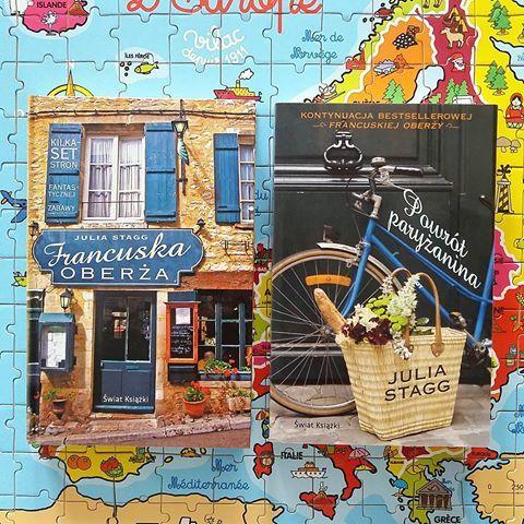 A tymczasem w księgarni Plac Francuski ceny lecą w dół. Może właśnie na Ciebie czeka tam towarzysz jesiennych wieczorów z Francją w tle. Za 10, 15, 20zł.