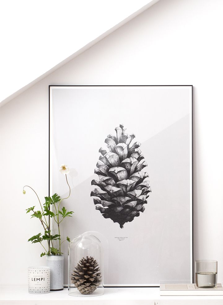 Collection d'affiches Paper Collective, photos et illustrations made in Copenhague