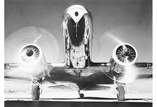 Black and White takes flight...Wall Art, Passenger Airplanes, One King Lane, Philip Gendreau, Living Room, Black White, Phillip Gendreau, Products, Boys Room
