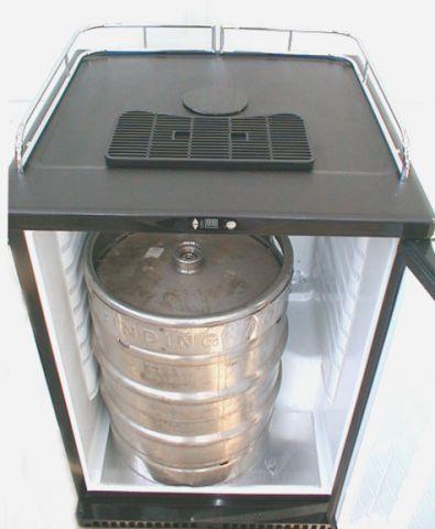Bierbar 335 für Fässer bis 30 und bis 50 Liter.