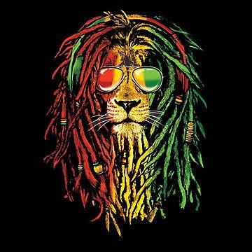 25 Trending Rasta Lion Ideas On Pinterest