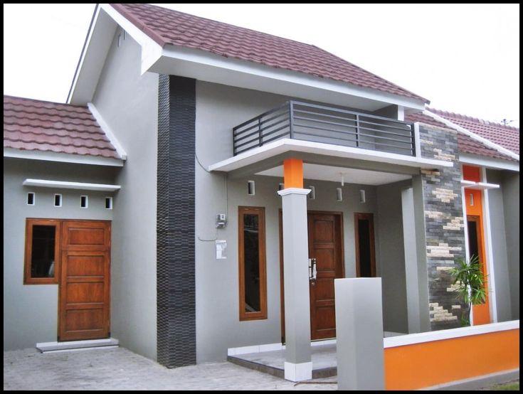 Warna Cat Luar Rumah Minimalis | Rumah minimalis, Rumah ...