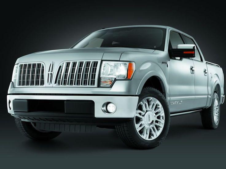lincon pickup trucks | 2010 Lincoln Mark LT