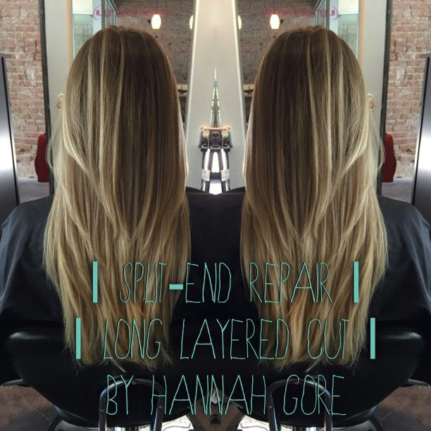 Split End Repair Treatment by Brazillian Blowout! This treatment is the difference between cutting 1 inch and 4 inches! Repair and replenish your ends today!