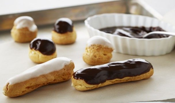 Profiteroles & éclairs : Bake with Anna Olson : The Home Channel