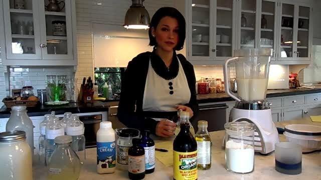 Watch: Homemade Baby Formula