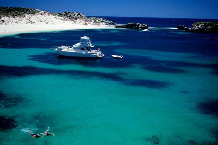 beautiful place.. Rottnest Island, Western Australia. Honeymoon. January 2012
