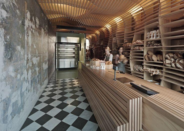 Baker D Chirico By March Studio Melbourne AustraliaCommercial InteriorsCommercial DesignCommercial