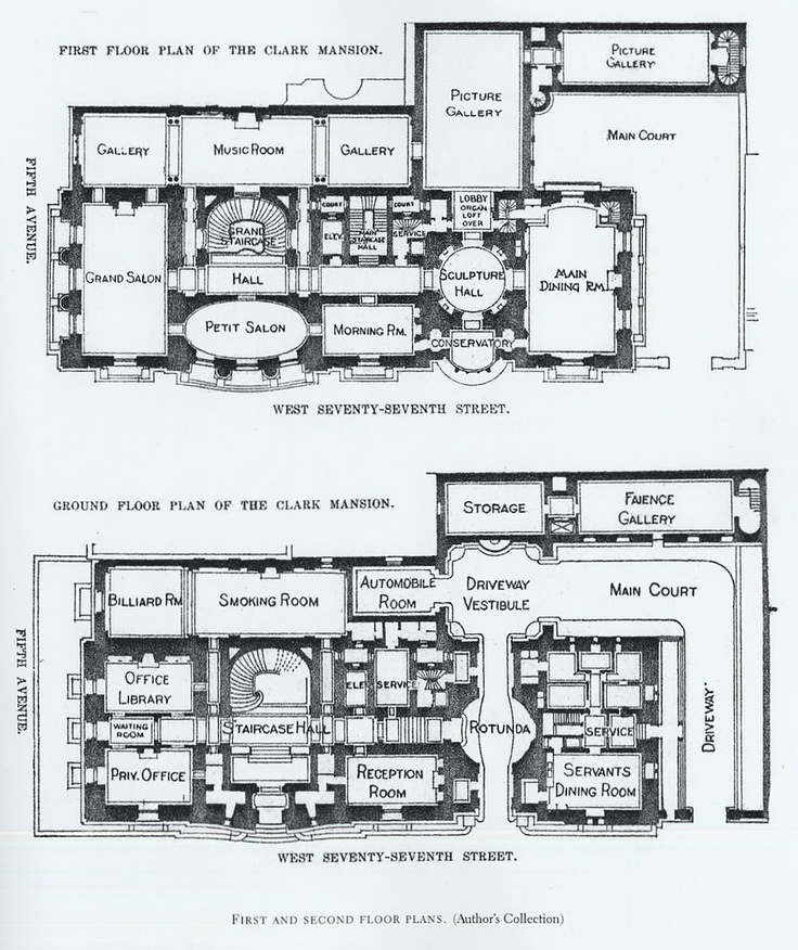 61 best images about gilded era mansion floor plans on for Victorian townhouse plans