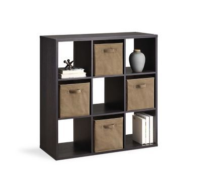 Whalen Winthrop Room Divider in Rich Espresso Finish at Staples, 79.97 free shipping