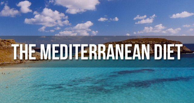 The Mediterranean diet to lose belly fat
