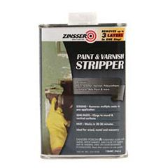 Zinsser® Paint & Varnish Stripper Product Page