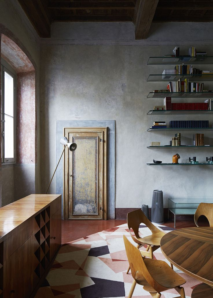 Roberto Baciocchi Opens the Doors of his House in Tuscany | Trendland