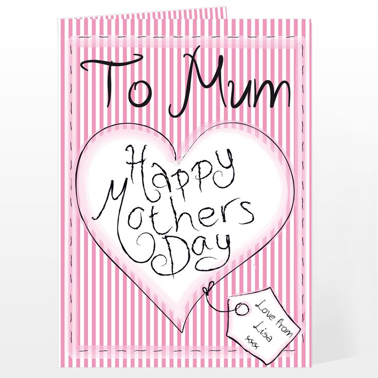 Hy Mothers Day Cards Ideas For Kids Free Mother