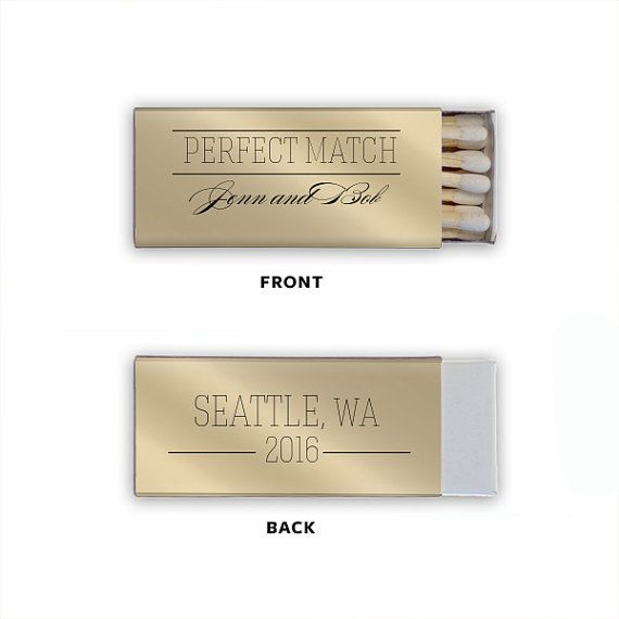Our Perfect Match Euro Box Match make wonderful wedding and party favors, great keepsakes for parties and events or for gifts or around the home.