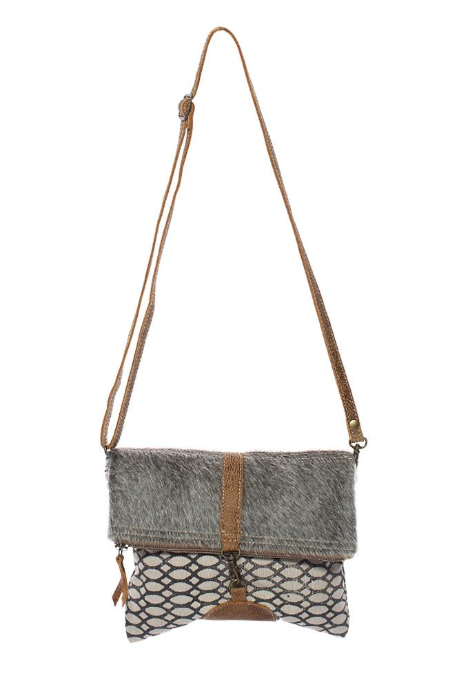 Myra Bag Fold Over Small Crossbody Bag Crossbody Bag Bags Small Crossbody Bag New myra bag dearflow small crossbody bag canvas purse leather accents womentop rated seller. pinterest