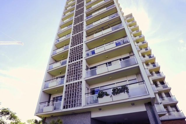 The Torbreck building in Brisbane by Aubrey Job and Robert Froud.