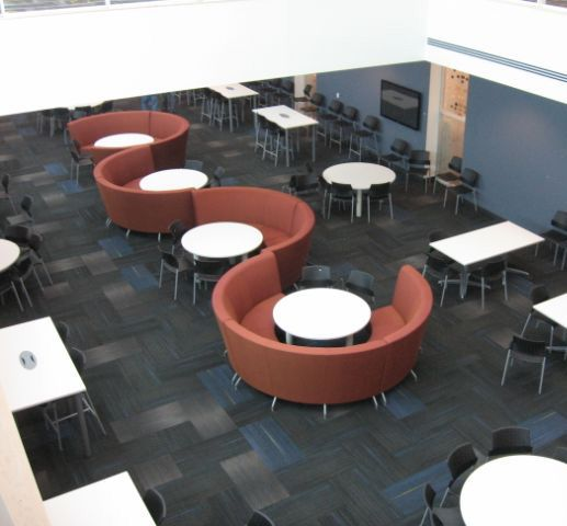 Awesome Intima Modular Installation  Maxim, Dallas, TX Lots Of Seating In A Small  Area, And Wonu0027t Feel Cramped Because The Benches Will Separate Groups Great Pictures