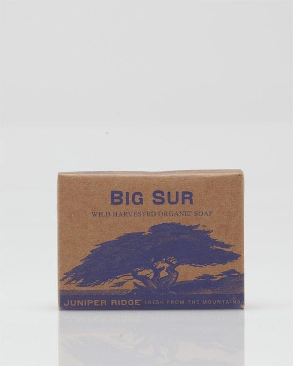 Big Sur soap