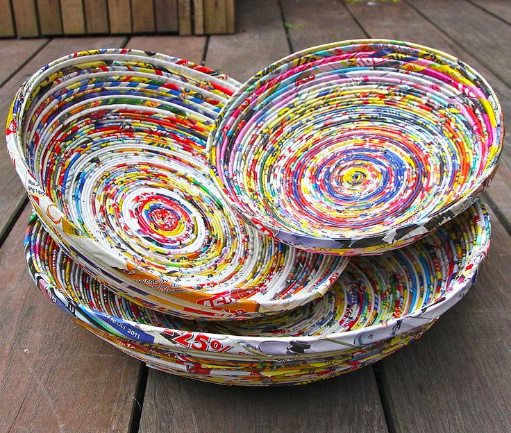 10 Ways to Re-Use Waste Paper | EcoIdeaz