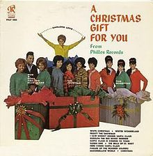 A Christmas Gift for You From Phil Spector I just love Christmas.