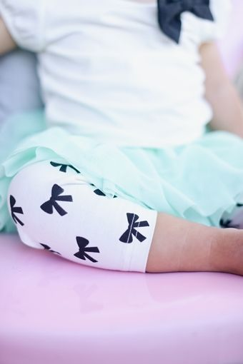 Mint Tutu with Bow Leggings | Taylor Joelle Designs Baby and Children's Clothing Boutique
