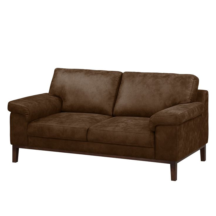 Sofa Hazel Green 2 Sitzer Antiklederlook