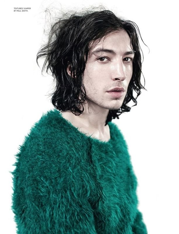 ANOTHER MAN MAGAZINE: Ezra Miller by Photographer Willy Vanderperre - Image Amplified. The Flash and Glam of All Things Pop Culture: Photogr...