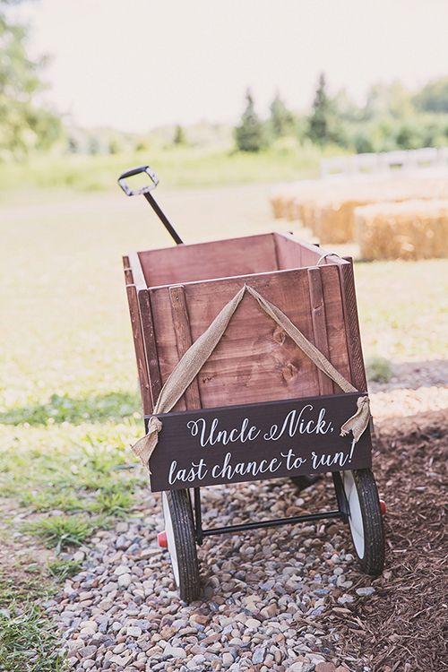 Jackie & Nicholas – Rustic Tree Farm Wedding