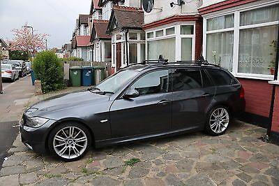 eBay: 2006 E91 BMW 330D AUTO SPORT ESTATE TOURING, NOT 320D, 520D spares or repair #carparts #carrepair