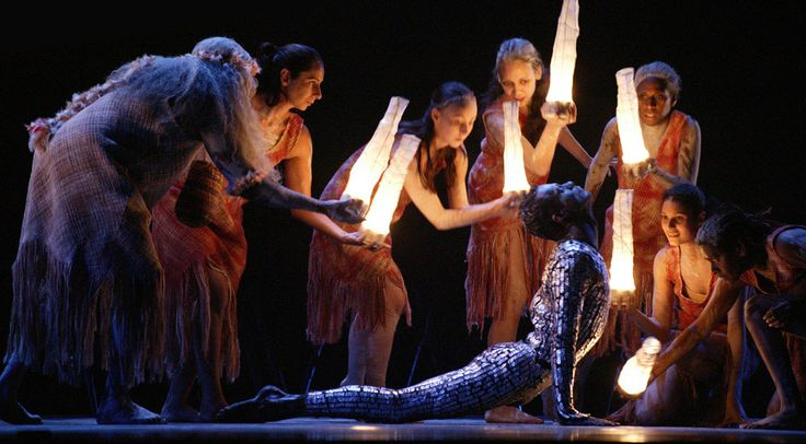 Bangarra Dance Theatre.