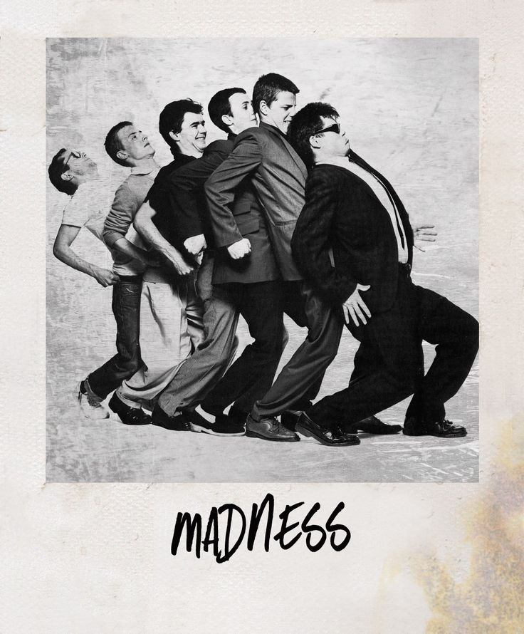 Madness are an English ska band from Camden Town, London, that formed in 1976.