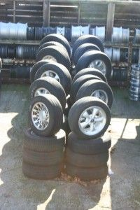 Tips for Buying Rims from Bay Area Salvage Yards