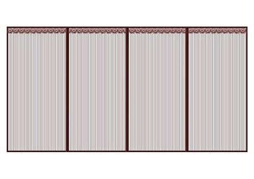 Snap On Screens 10x8 Garage Screen With Images Garage Door Design Garage Screen Door Garage Door Insulation Kit