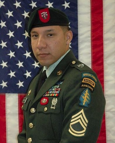 Sgt. 1st Class Victor H. Cervantes, 27, was a Special Forces weapons sergeant assigned to 1st Battalion, 7th Special Forces Group (Airborne), at Fort Bragg N.C. He was killed in action while supporting Operation Enduring Freedom on June 10, 2005 in the vicinity of Orgun-e, Afghanistan.