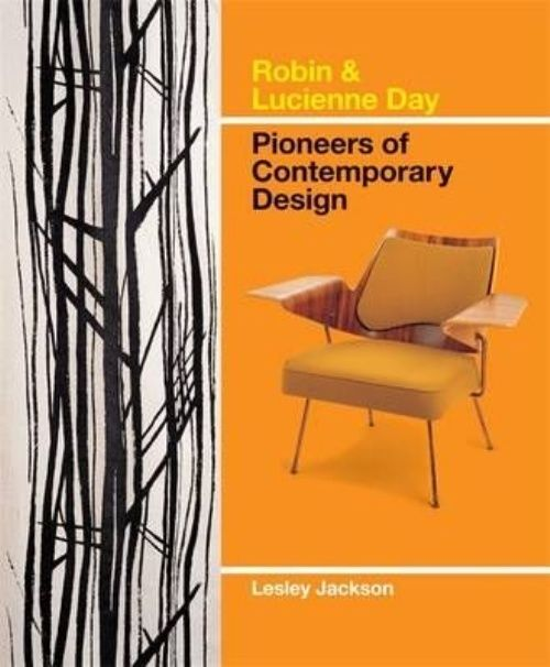 Lesley Jackson is an independent writer and curator specializing in 20th century design. An expert on modern textiles, her recent books include 20th Century Pattern Design:Textile &Wallpaper Pioneers (2002), From Atoms to Patterns:Crystal Structure Designs from the 1951 Festival of Britain (2007) and Shirley Craven and Hull Traders:Revolutionary Fabrics and Furniture 1957-1980 (2009). | eBay!