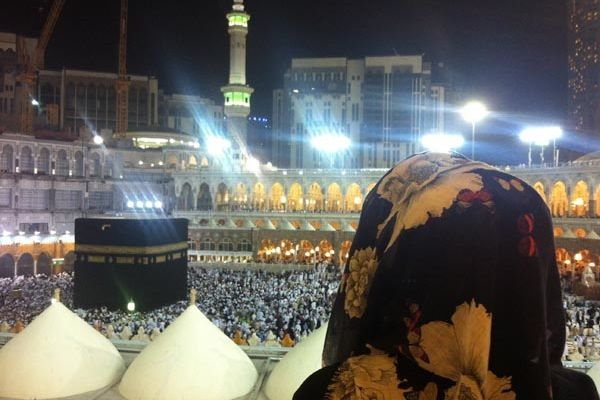 How to pack for Umra: don't pack light