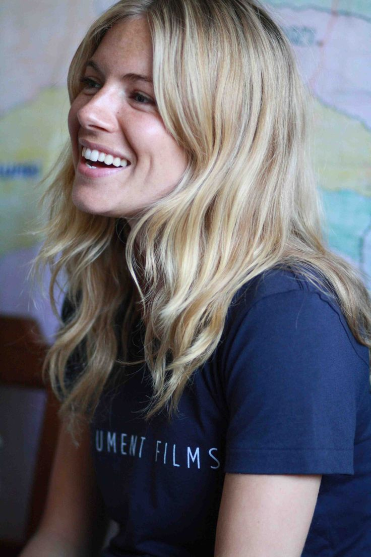 Oh Yea Sienna Miller : Photo