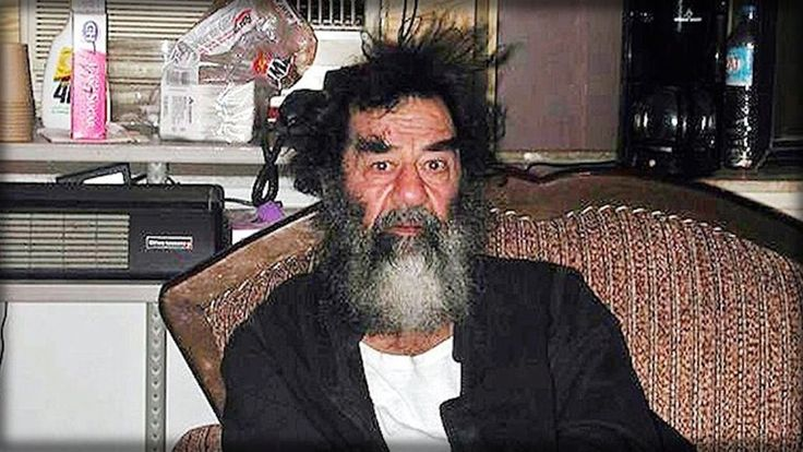 GEORGE BUSH LIED! HERE IS TRUTH ABOUT SADDAM HUSSEIN FROM THE MAN WHO IN...