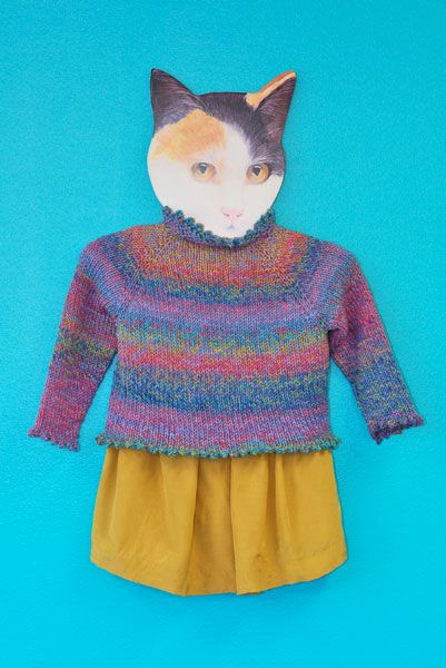 Kittenish Knitting : Best images about knit girls sweaters on pinterest