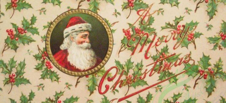 Les cartes de vœux de l'ère victorienne étaient souvent maussades ou absurdes.