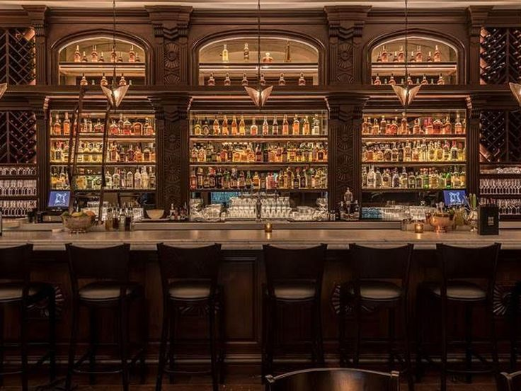 CAs Food & Drink | 16 Hottest Cocktail Bars in Los Angeles, April 2017 - Pictured: The Edmon at the Historic Hollywood Hotel
