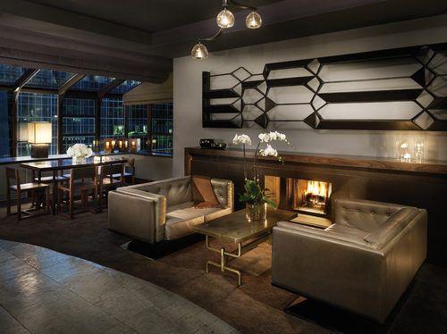 Midtown New York - The Royalton Penthouse