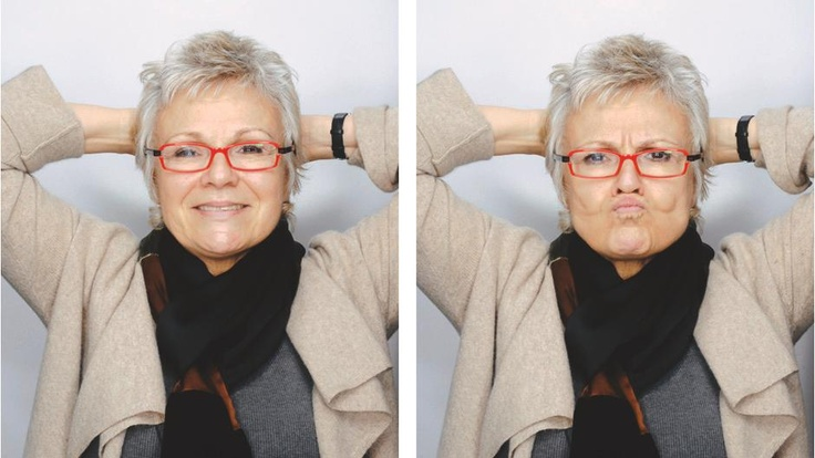 Julie Walters, am I doing this right?