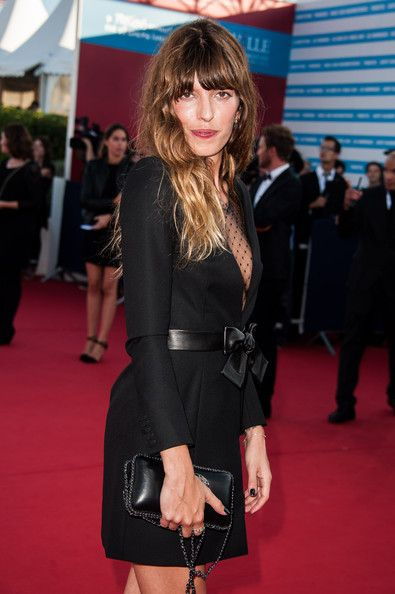 Lou Doillon Photos - Arrivals at the Deauville American Festivals' Opening Ceremony - Zimbio