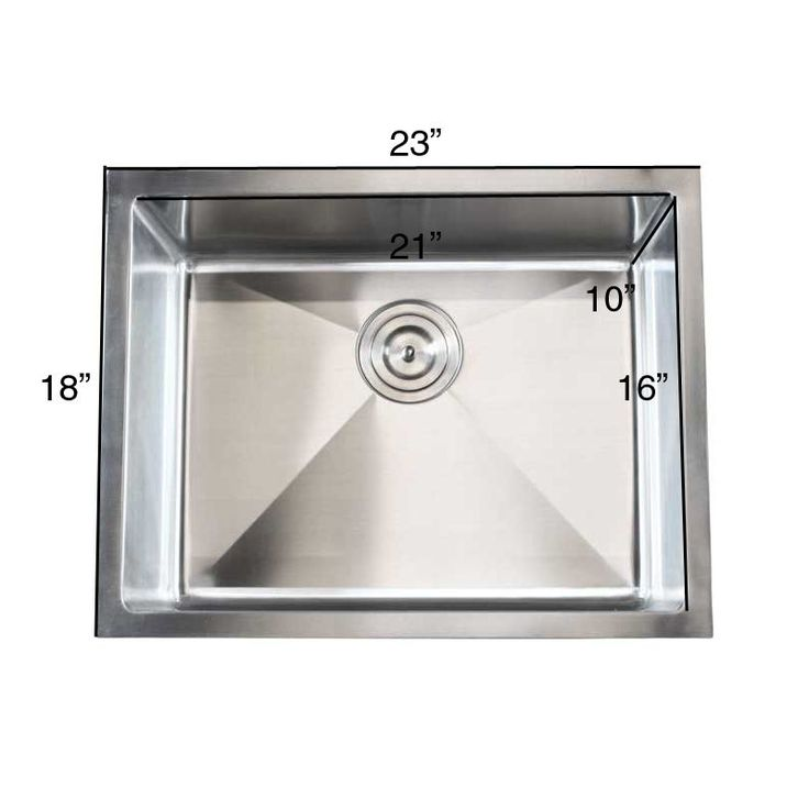 1000 ideas about Stainless Steel Kitchen Sinks on