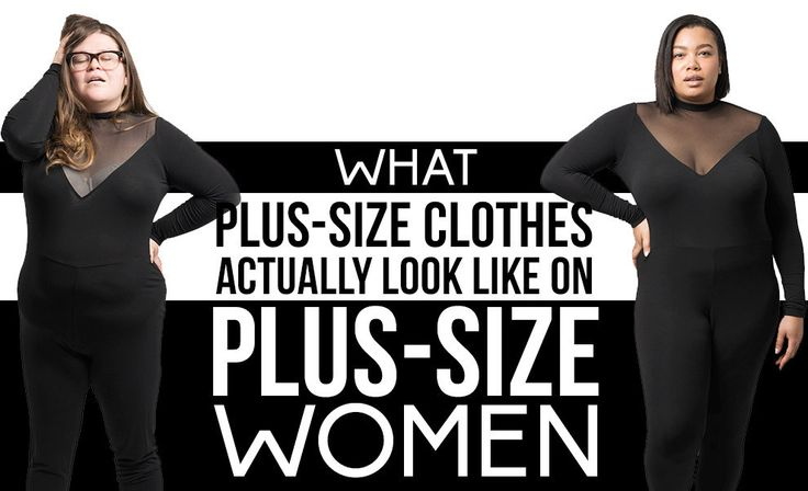 What Plus-Size Clothes Actually Look Like On Plus-Size Women