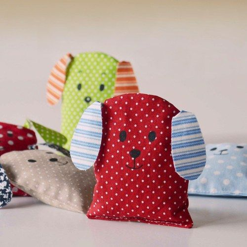 Mini heating pillows ...
