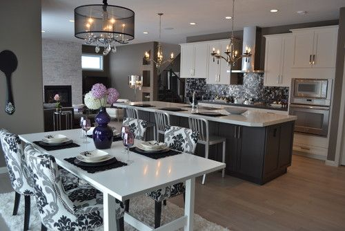 McGonigal Signature Homes contemporary kitchen